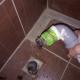Zuhanykabin lefolyó tisztítása, dugulás elhárítása