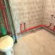 Fürdő felújítás vízvezeték szereléssel